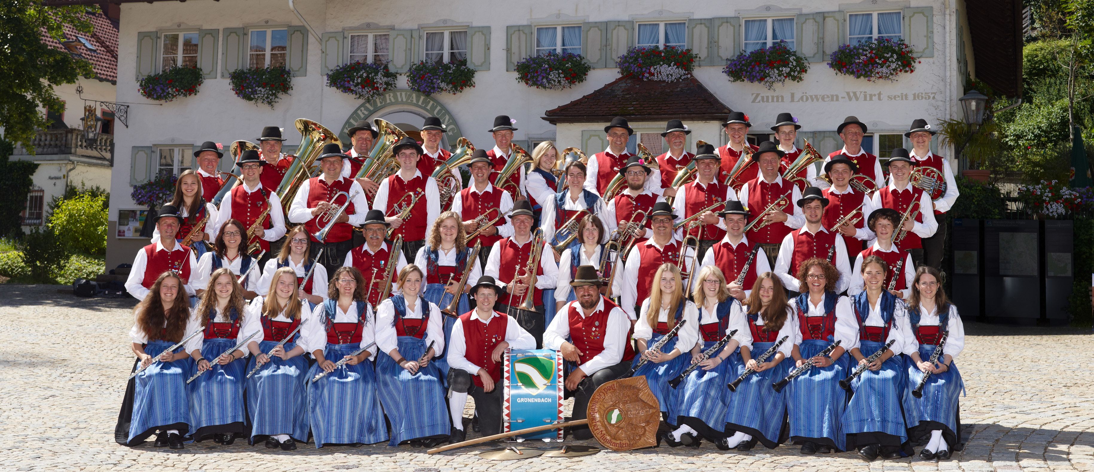 Bad Grönenbacher Musikanten